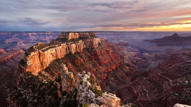 Grand-Canyon-Beautiful-Landscape-Wallpaper